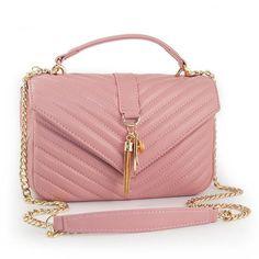 04d1b45cdc3 Genuine leather sheepskin Chain Shoulder Bags