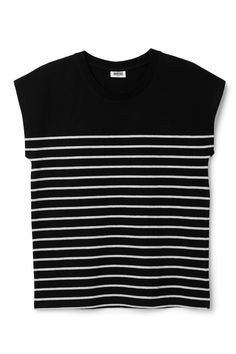 Weekday | New Arrivals | Past Striped Tee