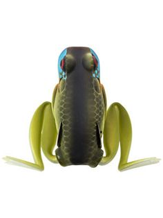 Popping Frogs are 2 in length and oz. BamaBass Favorite: Tree Frog, Leopard, Bluegill, and Mouse Tips: This frog is extremely versatile. Pop the frog like a popper when fishing in open water. Frog Fishing Lure, Bass Fishing Bait, Bass Bait, Fishing Tips, Fishing Lures, Home Decoration Brands, Topwater Lures, Red Eyed Tree Frog, Japanese Tree