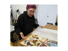 China Marks: Making Her Mark in Fabric 07/30 by Art And Soul Radio | Blog Talk Radio