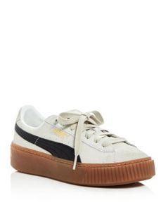 e6c73d9ca623fe PUMA Core Lace Up Platform Sneakers