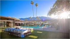 Sinatra House Palm Springs