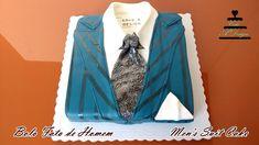 Harry Potter Birthday Cake, Beautiful Birthday Cakes, Birthday Cakes For Men, Cake Decorating With Fondant, Cake Decorating Videos, Cake Decorating Techniques, Fathers Day Cupcakes, Fathers Day Cake, Fondant Cupcakes