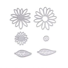 SCASTOE Flower Cutting Dies Stencil DIY Craft Album Paper Card Scrapbook Embossing Tool *** Read more  at the image link.Note:It is affiliate link to Amazon.
