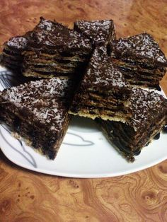 Romanian Desserts, Mcdonalds, Cake Cookies, Sweet Treats, Food And Drink, Rolls, Sweets, Homemade, Recipes
