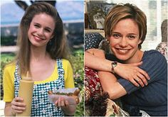 Andrea Barber Then and Now Full House Characters, Barber Quotes, Full House Cast, Fuller House, Celebrity Kids, Celebs, Celebrities, Then And Now, Strong Women