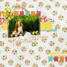 Sweet Sunday Collection Mini, designed by Amanda Fraijo-Tobin, Scrap Girls, LLC digital scrapbooking product designer