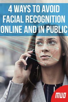 4 Ways to Avoid Facial Recognition Online and in Public Life Hacks Computer, Computer Help, Computer Programming, Survival Prepping, Survival Skills, Facial Recognition Software, Cell Phone Hacks, How To Disappear, Technology Hacks
