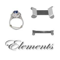 Bague-Argent-Sterling-925-Taille-expert-reducteur-Resizer-anneau-clip