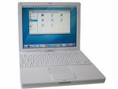 iBook G4 - Released in October, 2003