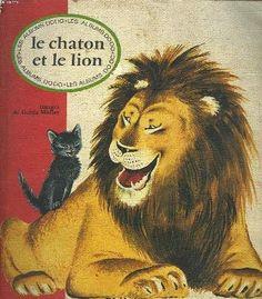Le chaton et le lion