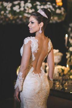 50 vestidos com decotes extraordinários | Blog Mariée