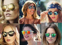 9e2ba657e Fashionable Sunglasses for Summer 2018 Oculos De Sol Espelhado, Pesquisa  Google, Óculos De Sol