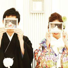 新郎新婦の子供の頃の写真を結婚式で飾る方法まとめ | marry[マリー]