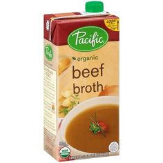 Shop the best Pacific Natural Foods Organic Beef Broth 32 fl oz mL) Pkg products at Swanson Health Products. Trusted since we offer trusted quality and great value on Pacific Natural Foods Organic Beef Broth 32 fl oz mL) Pkg products. Beef Soup Bones, Organic Beef, Types Of Meat, Veggie Dinner, Ketosis Diet, Beef Broth, No Carb Diets, Pasta Dishes, Snack Recipes