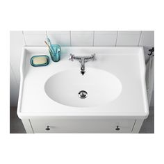 "RÄTTVIKEN Sink - 31 1/2x19 1/4x2 3/8 "" - IKEA $110 - only sink that doesn't look modern comes in different sizes"
