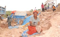 Photo:                   Daily Monitor                                    Gold miners in Kitumbi subcounty in Mubende District. An estimated 50,000 people have thronged sub-counties in Mubende in search for gold.                   By Francis Mugerwa Robinah Nantale sits next...