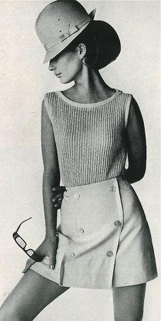 Sportswear, Irving Penn, 1965