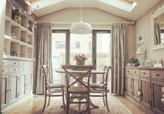 Shabby and Charming: Paola's Cambridge home in England
