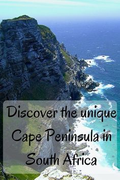 Discover the unique Cape Peninsula in Cape Town South Africa