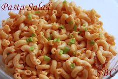 "Pasta salad  **IMPORTANT** Facebook will hide my future posts from your News feed if you don't ""Like"" ""Share"" or ""Comment"" on my posts!  375g (1 box) cooked and cooled pasta...I usually use catelli vegetable fusilli, but this time I used macaroni!  1cup French dressing 1/2cup mayo 6 slices bacon, cooked and crumbled 1/2 cup aged cheddar diced  2 green onion stalks diced  cook noodles, drain and cool ~ set aside mix together dressing and mayo to cooled noodles add bacon cheese, green onions…"