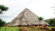 """"""" Pyramids are high energy geometrical structures. Every building has got #energy. But if the building is in a better #geometry, it will have higher energy. And the best geometry is the #Pyramid. """" - Brahmarshi #Patriji  Pyramid Valley International is a paradise to meditate, relax or just to be one with nature or experiment by learning new life skills. for more: www.pyramidvalley.org  #TheNewShambala #PVI #PyramidValley"""
