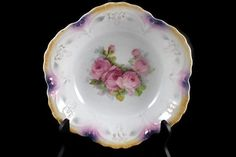 Vintage 1930's 40's Porcelain Bavarian  by OxbowCreekExchange, $15.00