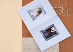 Photography promotional book for Carmen Chan.