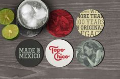 New Logo and Packaging for Topo Chico by Interbrand