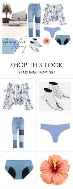 Spring has Sprung! by dearkates on Polyvore featuring Steve J & Yoni P