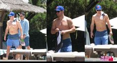 'Arrow' hunk Stephen Amell shows off his buff body while on holiday with his wife in Marbella, Spain. Pictures > https://www.thecelebarchive.net/ca/gallery.asp?folder=/stephen%20amell/&c=1