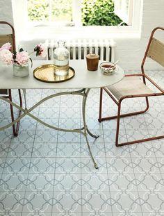 Neisha Crosland Tiles for Fired Earth | Remodelista