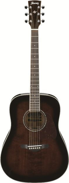 #Ibanez AW300DVS #Acoustic #Guitar