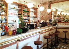 Murillo Café. Brunch museo del prado. Dirección: Ruiz de Alarcón, 27, Madrid.  http://www.madridcoolblog.com/2012/08/murillo-cafe-brunch-en-ambiente-parisino/
