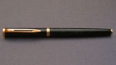 Waterman Preface Green Marbled