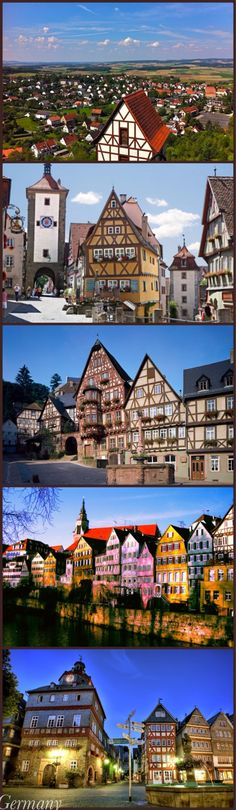 Germany.  Would love to see where my family came from someday!