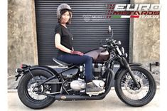 Triumph Bobber 2017, Zard, Exhausted, Racing, The Originals, Motorcycles, Google Search, Girl Motorcycle, Daughters