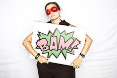 Rethink Romp 2010 | #mask #red #signage #bam #creative #inspiration #ideas #crimsonphotos | Photography By: Crimson Photos