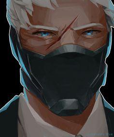 Overwatch - Soldier: 76