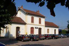 Gare de Varennes-sur-Allier (Allier).