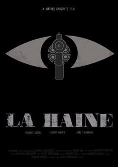 La Haine alternate poster.