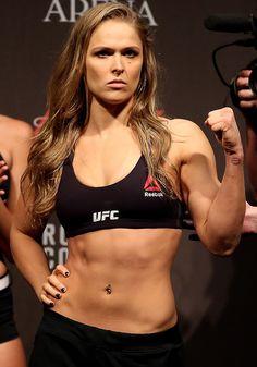 6 momentos inspiradores de Ronda Rousey, a campeã do UFC