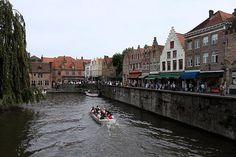 Rozenhoedkaai, #Bruges #Belgium #beautifulplaces