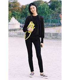 @Who What Wear - Street Style                 Vanessa Jackman