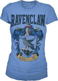 ThinkGeek :: Ravenclaw Coat of Arms Babydoll _the daughter wants one for Christmas