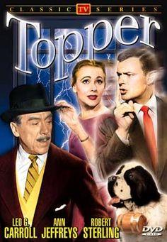 Topper :Es una serie estadounidense de fantasía basado en la película 1937