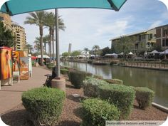 Art and Wine on the Waterfront in Scottsdale, Arizona
