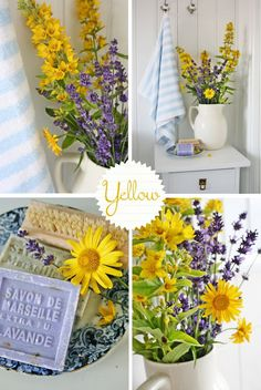 Home Shabby Home:Decorare con i fiori