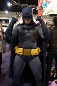 Batman (Arkham City) cosplay