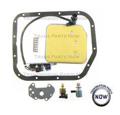 42RE 44RE A500 Dodge Jeep Filter kit, Solenoid Kit 3-4 Spring 12420BK1 #TransmissionPartsNow